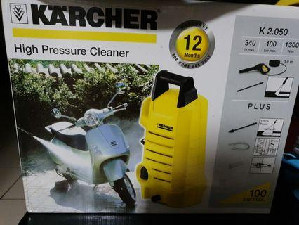 Karcher pressure washer k2.050