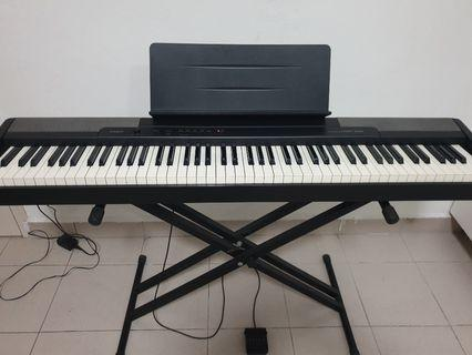 🚚 Casio CDP digital piano + stand ( + free chair)