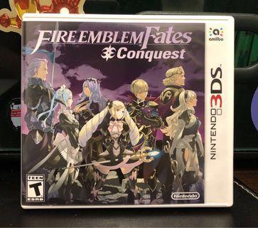 [3DS] Fire Emblem Fates: Conquest - US VERSION (美版)