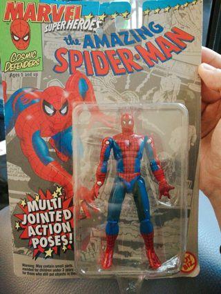 1994 Toybiz Marvel the Amazing Spiderman 6inch figure