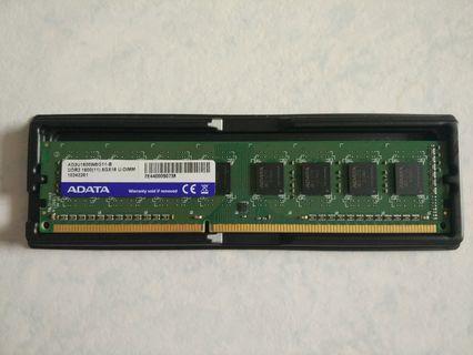 Adata DDR3 8GB Ram