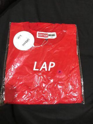 LAP X Kang Daniel Shirt