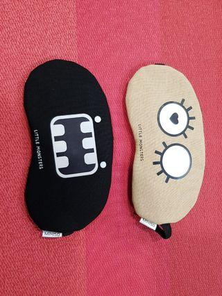 Cushion soft eyeshade
