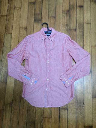 🚚 Banana republic men shirt camden fit XS