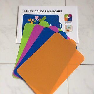 Flexible Chopping Board