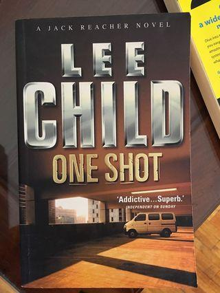 Book: One Shot by Lee Child