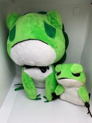 旅行青蛙🐸