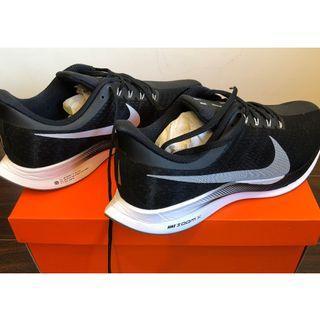 Nike Zoom Pegasus 35 Turbo 黑色 慢跑鞋 [US11.5]