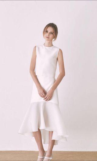 Pre-wedding dress / gown / 韓式婚紗 / bride and you 款式/ 頭紗 / vintage 婚紗/ 型格婚紗 /外影 / 連頭紗