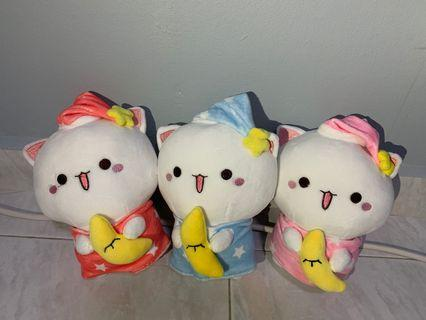 CLAW: Cat Plush Toys