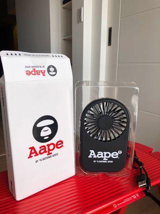 🚚 Aape 手掌型小電扇