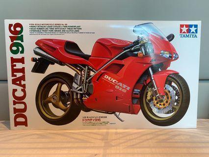 TAMIYA Ducati 916 NO. 68 1/12