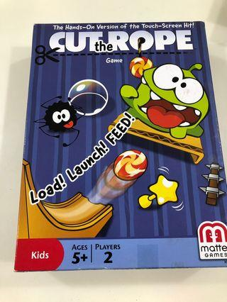 🚚 Cut the Rope