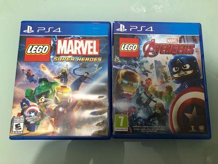 PS 4(LEGO)