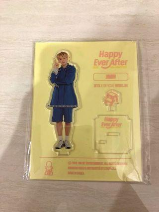 [WTS] BTS Jimin 4th Muster Official Acrylic Standee