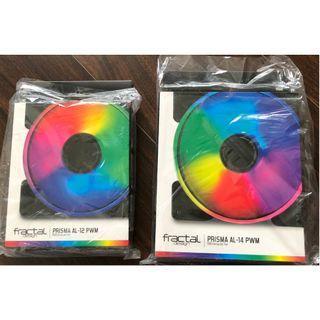 Fractal Design Prisma AL-14 / AL-12 PWM RGB 風扇