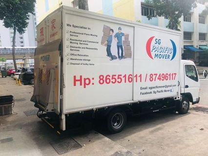 Sg pacific movers&trading Pte Ltd