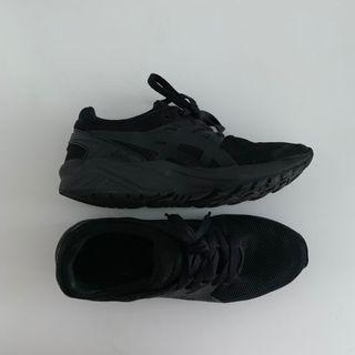 Asics Black Gel Kayano Trainer Evo Sneakers