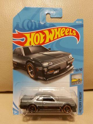 Hotwheels Skyline R30 灰