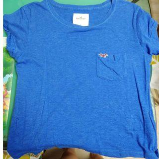 Hollister Crop T-shirt