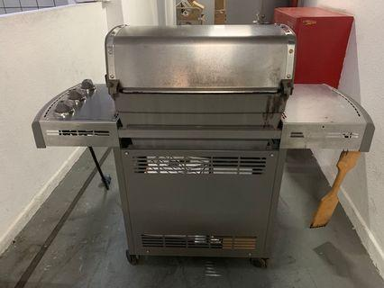 Weber S310 Stainless Steel Grill