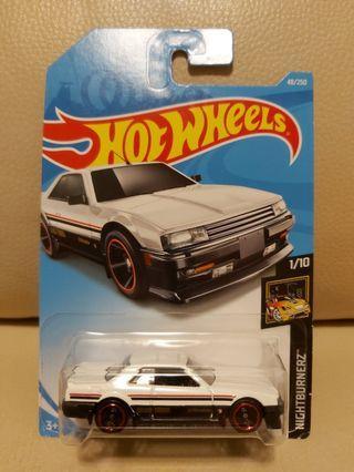 Hotwheels Skyline R30 白