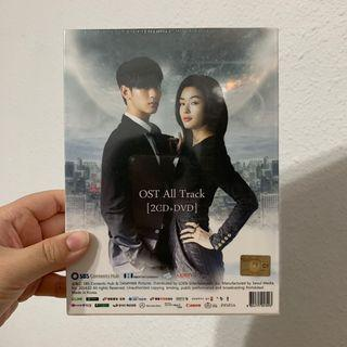 You came from the stars OST album