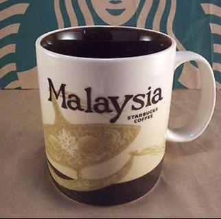 Starbucks Malaysia Global Icon Mug