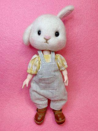 mini tanpopo doll lati yellow size bjd