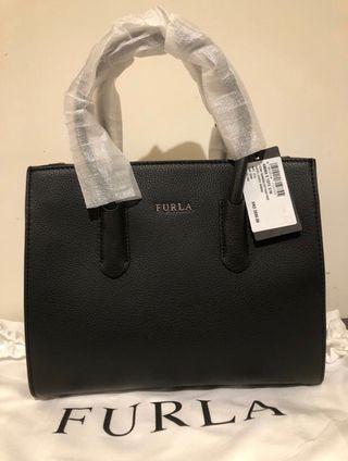 [全新]Furla Bag 黑色手袋
