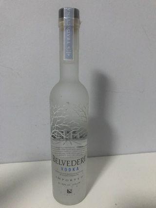 🚚 Belvedere Vodka