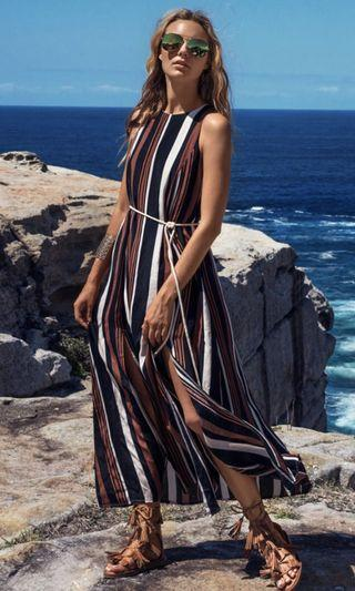 🚚 TCL Coastal Stripes maxi