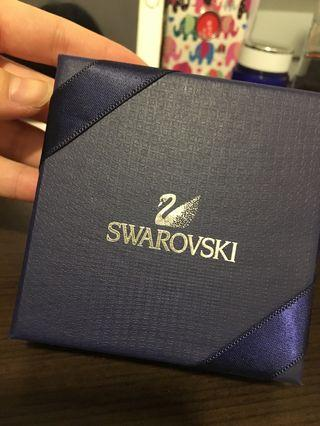Swarovski 首飾盒