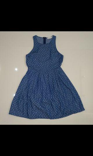 🚚 Love Bonito denim anchor dress