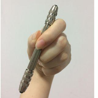 台製雙頭手鑽夾具/兩夾束鉗/AA夾