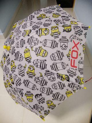 🚚 Kids umbrella (minions)