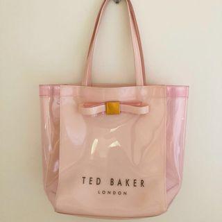 TED BAKER preloved soft pink Tote bag