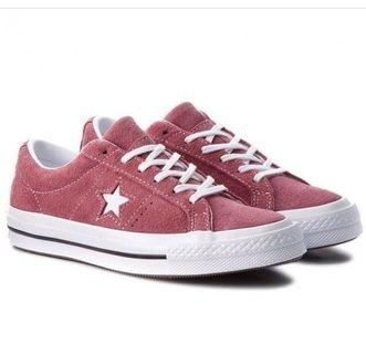 Converse One Star OX Deep Red