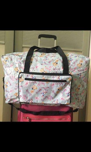 迪士尼行李袋