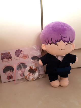 [SET] Hoshi 20cm doll clothes