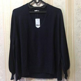 New Sweater Navy