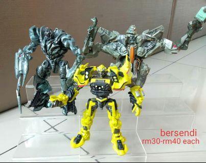 Transformers bersendi