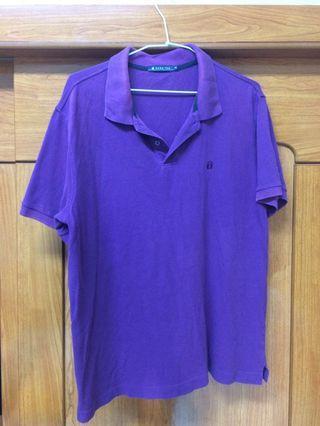 🚚 Hang ten polo 衫 綠色紫色(可合買或分開)