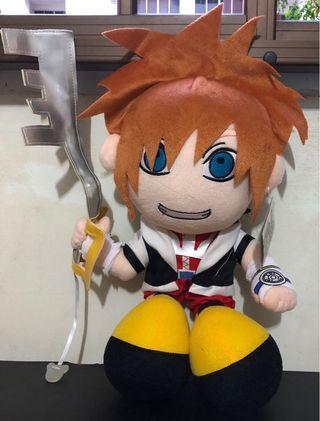 Kingdom Hearts - Sora Plush