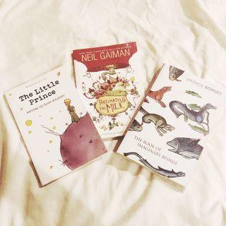 Imported English Children's Books