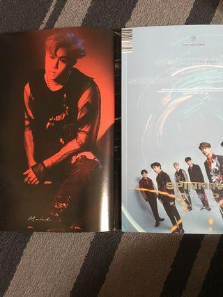 [WTS] GOT7 SPINNING TOP (SECURITY VERSION)