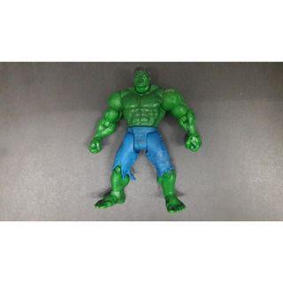 marvel   hulk 變形俠醫 6寸  Toybiz( DC  Shf  Marvel Legends)