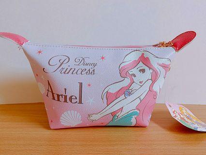 🚚 美人魚公主化妝包~手提包👝