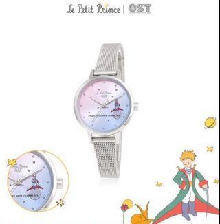 (Po) Korea OST X Little Prince Watch Silver OWT119602TSS