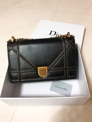 實拍❤️Christian Dior diorama bag medium